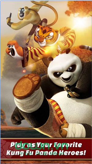 Kung Fu Panda: Battle Of Destiny for Android