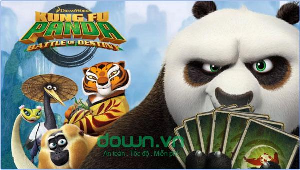 Kung Fu Panda: Battle Of Destiny