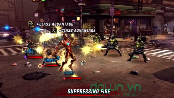 Download game Marvel: Avengers Alliance 2
