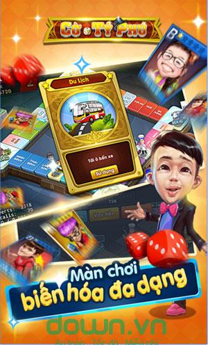 Cờ Tỷ Phú Mobile for iOS