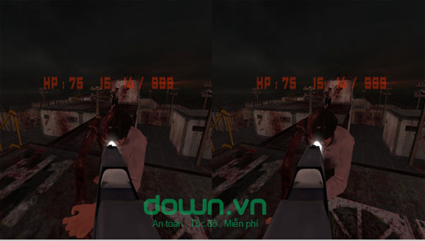 Zombie Hunter VR for iOS