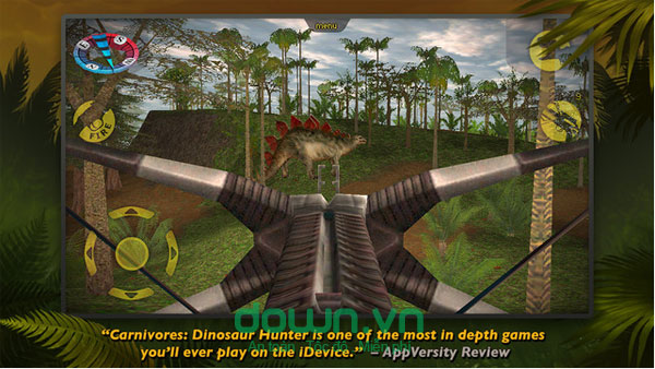 Carnivores: Dinosaur Hunter for iOS