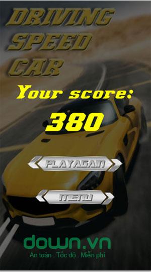 Game đua ô tô kịch tính cho iPhone/iPad
