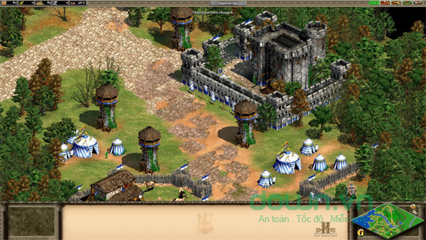 Tải Age of Empires II