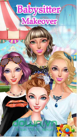 Babysitter Makeup for iOS