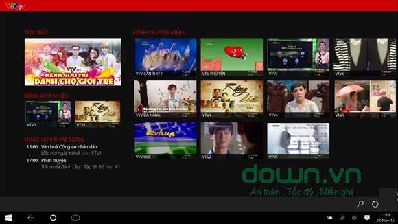 Download VTV go