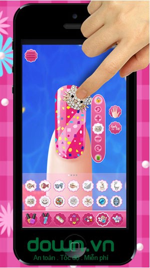 Nail Salon for iOS