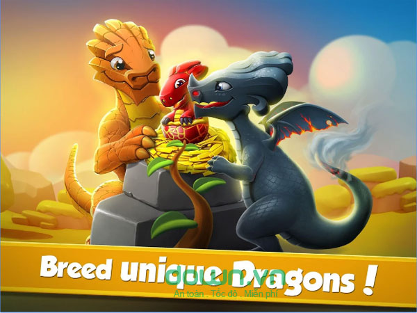 Dragon Mania Lengends for Android