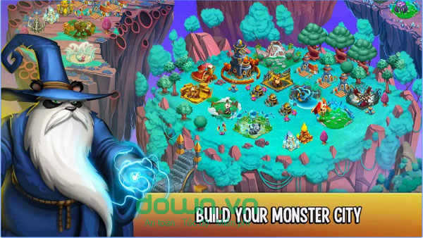 Monster Legends cho Android