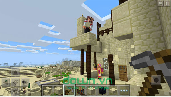 Tải game Minecraft