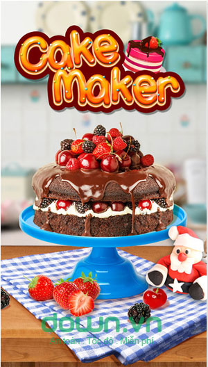 Cake Maker! cho iOS