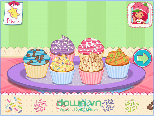 Strawberry Shortcake Bake Shop cho Android
