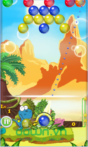 Happy Bubbles Shooter for iOS