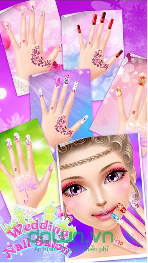 Wedding Nail Salon for iOS
