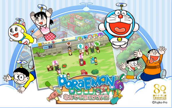 Game Doremon
