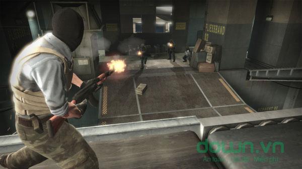Download Game bắn súng