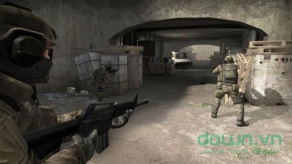 Game bắn súng