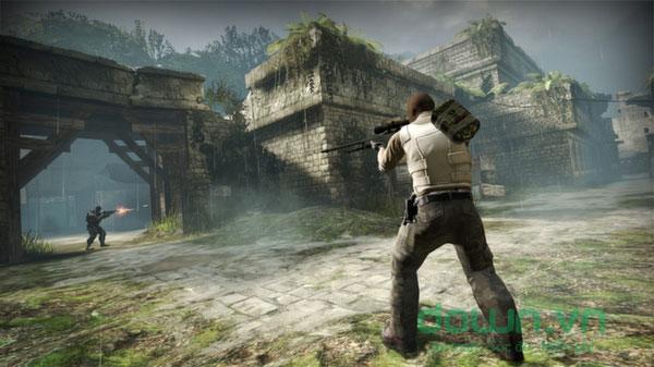 Game bắn súng góc nhìn thứ nhất