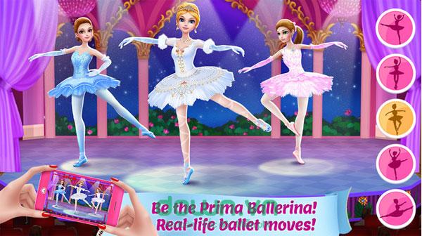 Tải game Pretty Ballerina