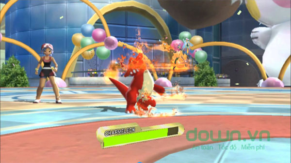 Tải game Game Pokémon Battle Revolution