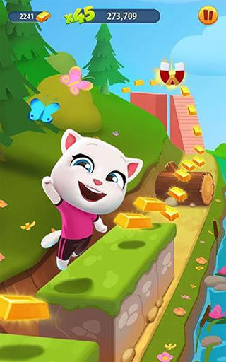 Tải Talking Tom Gold Run cho iOS