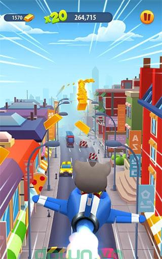 Tải Game Talking Tom Gold Run cho iOS