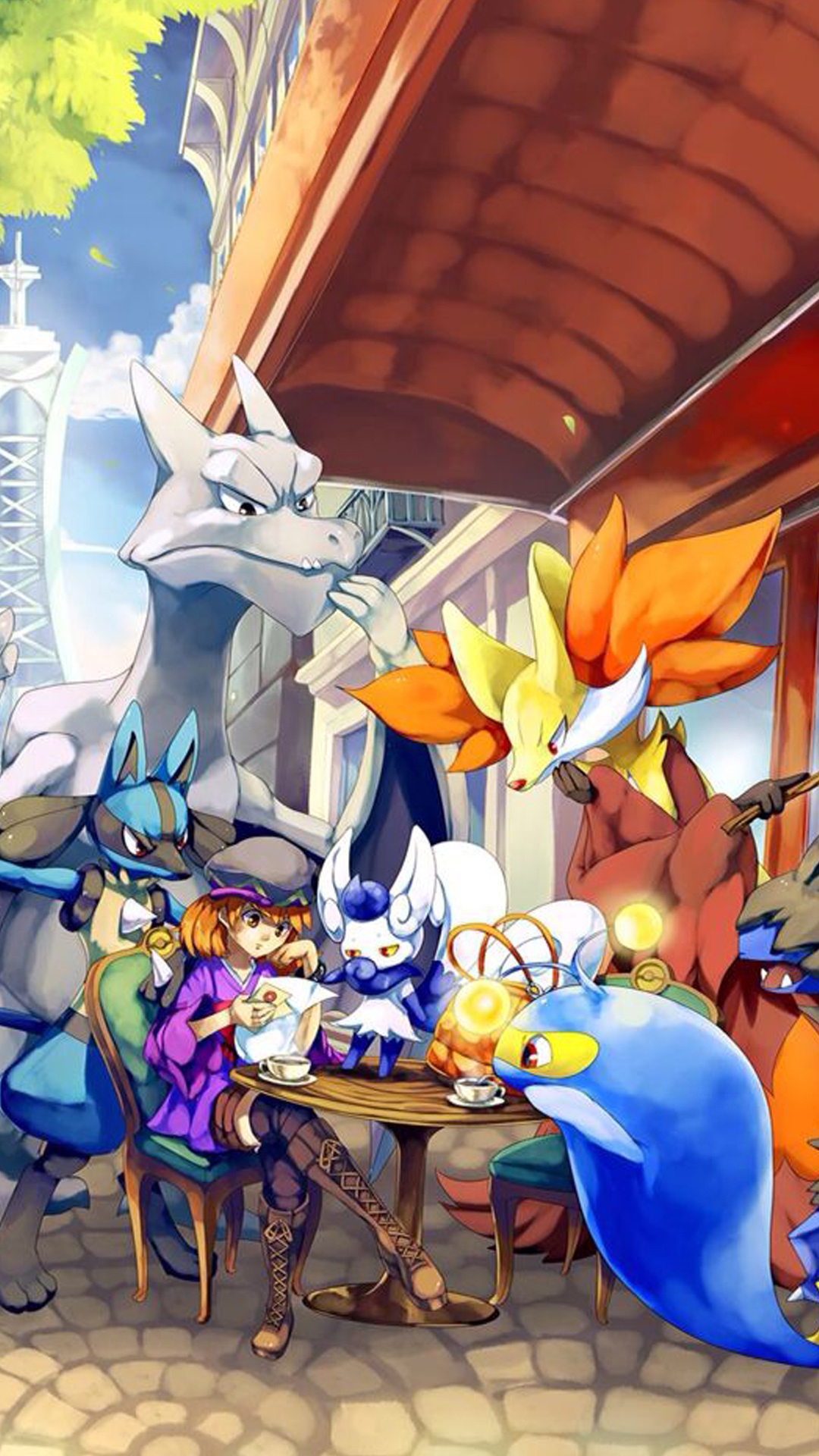Hình nền Pokémon GO!