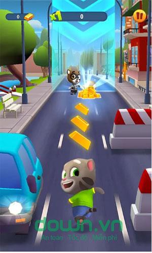 Game mèo Tom đuổi cướp