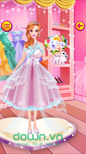 Game Wedding Spa Salon