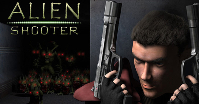 Tổng hợp mã cheat trong game Alien Shooter 1 và 2