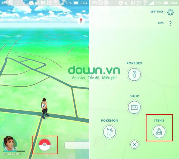 Bí kíp săn Pokémon trong Pokémon GO! đơn giản mà không phải đi xa