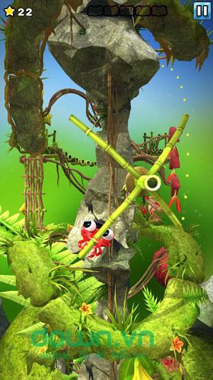 Game cuộc phiêu lưu của những chú cua