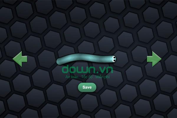 Cách đổi màu da Slither.io