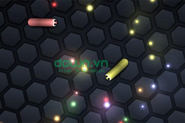 Hướng dẫn chơi game Slither.io - rắn săn mồi điểm cao