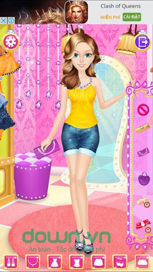 Game công chúa