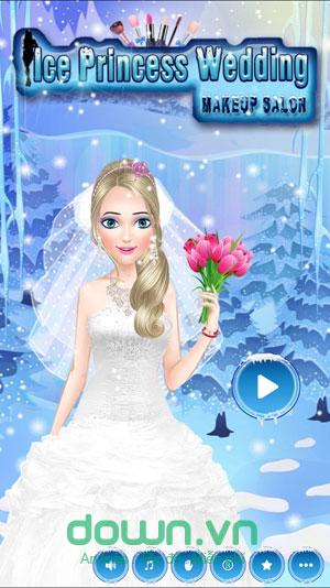 Game trang điểm cô dâu