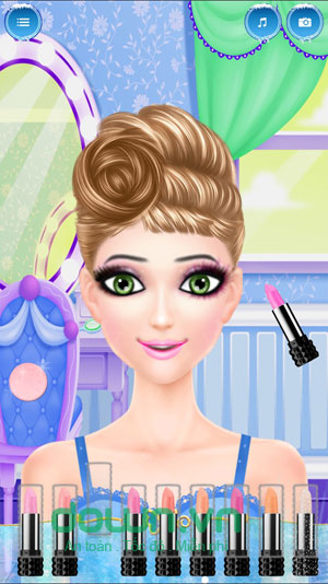Makeup Salon: Ice Princess Wedding Makeover