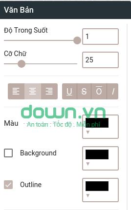 Cách chèn chữ online vào ảnh