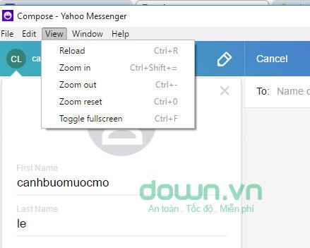 Ứng dụng chat