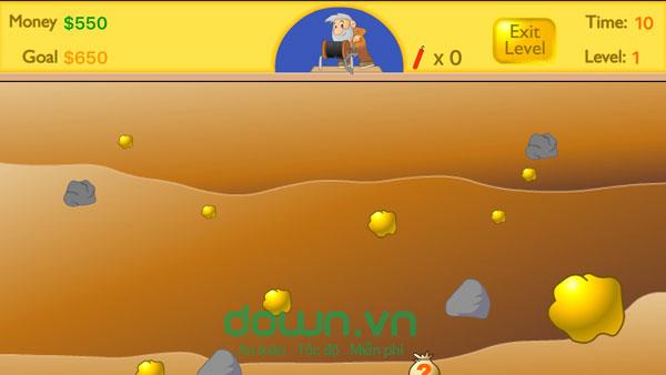Tải game đào vàng