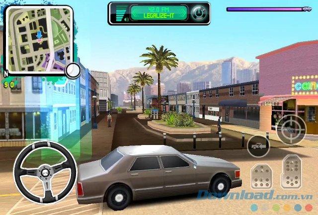 Game đua xe hành động