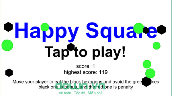 Happy Square for iOS