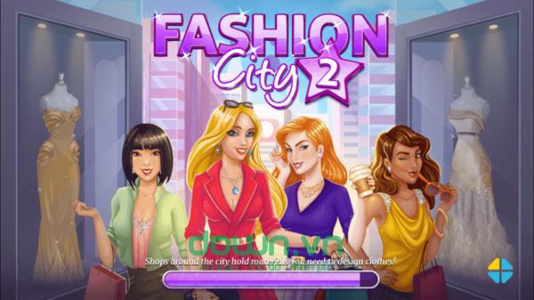 Fashion City 2 for iOS
