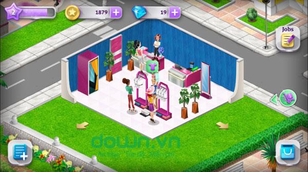 Tải game Fashion City 2
