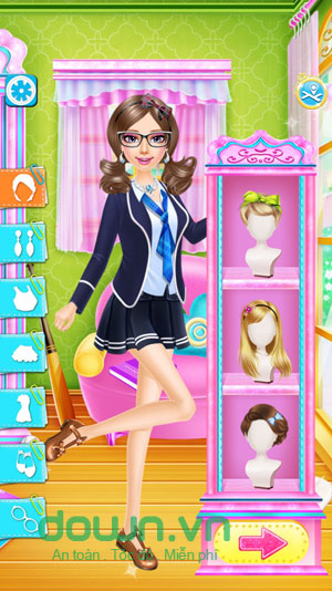 Back To School Salon for iOS