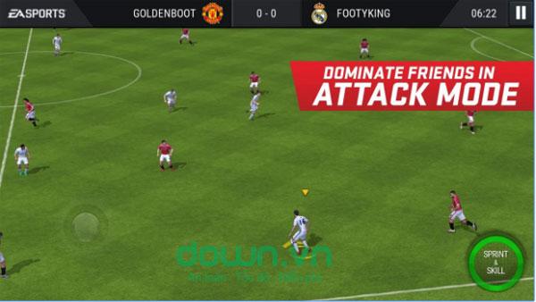 Game bóng đá FIFA