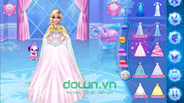 Tải game Ice Princess