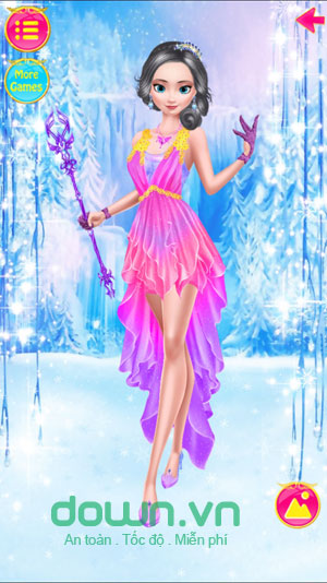 Tải game Ice Queen
