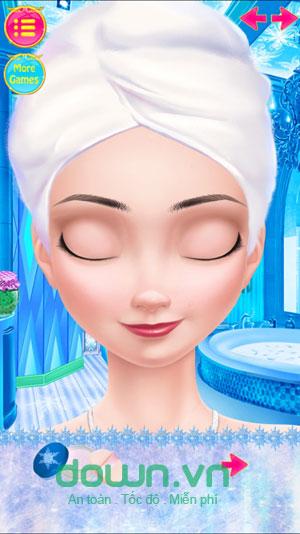 Game trang điểm công chúa