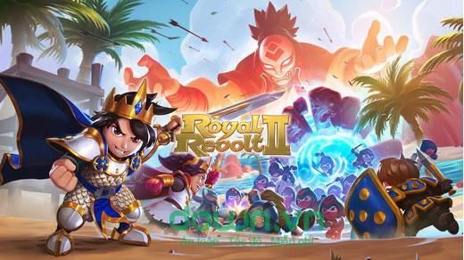 Tải game Royal Revolt 2